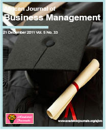 The African Journal of Business Management