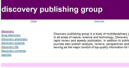 Discovery Publishing Group