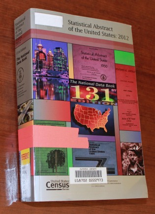 Statistical Abstract of the United States (Print edition)