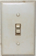 Picture of a switch.