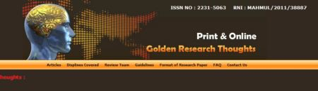 Golden Research Thoughts