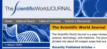 The Scientific World Journal