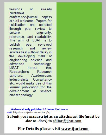 International Journal of Science and Advanced Technology (2)