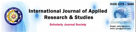 International Journal of Applied Research & Studies logo