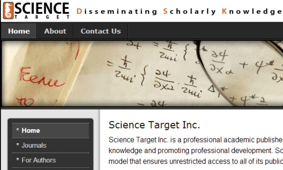 Science Target