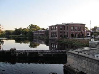 The EBSCO Headquarters.
