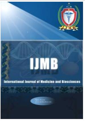 International Journal of Medicine and Biosciences (IJMB)