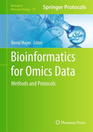 Bioinformatics for Omics Data Methods and Protocols