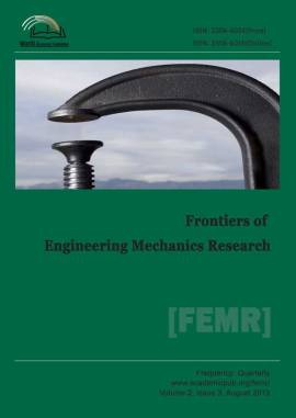 Frontiers of Engineering Mechanics Research