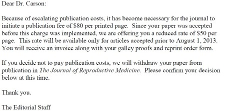 The Journal of Reproductive Medicine