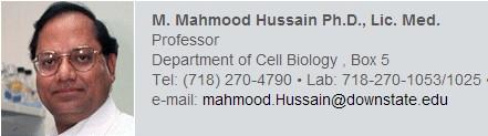 M. Mahmood Hussain