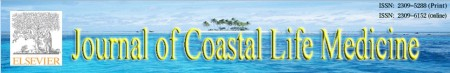 Journal of Coastal Life Medicin