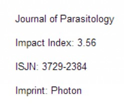 Journal of Parasitology