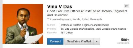 Vinu Das