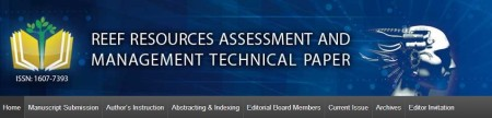 Reef Resources Assessment and Management Technical Papers