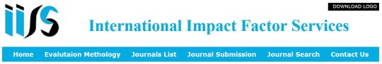 International Impact Factor Services (IIFS).