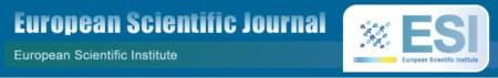 European Science Journals