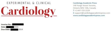 Experimental & Clinical Cardiology
