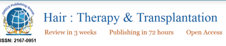 Hair: Therapy & Transplantation (journal)