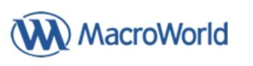 MacroWorld logo