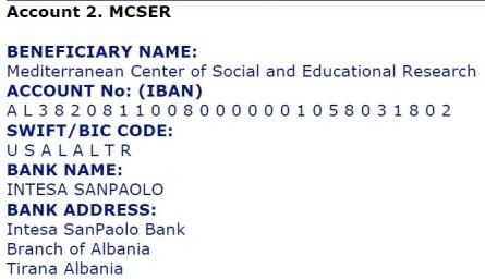 MCSER 5