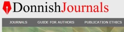 Donnish Journals