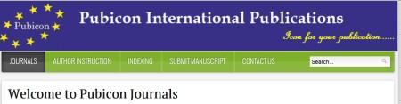 Pubicon International Publications