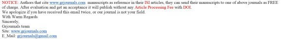 Global Researchers Journals 2