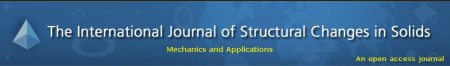 International Journal of Structural Changes in Solids