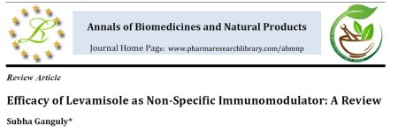 Annals of Biomedicines and Natural Products