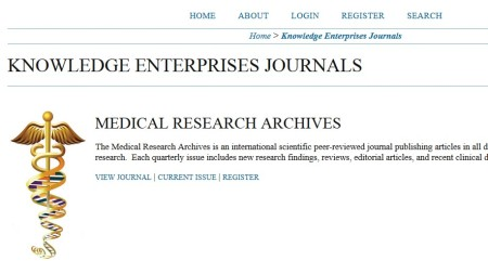 Knowledge Enterprises Journals