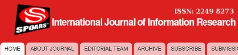 International Journal of Information Research