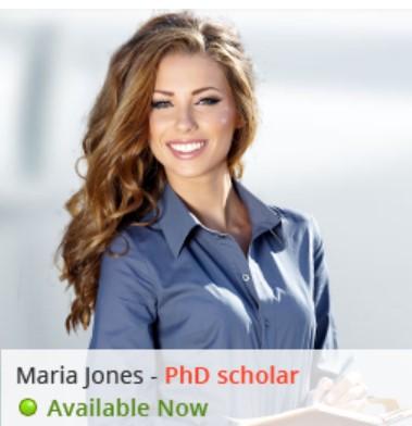 Maria Jones, PhD Scholar
