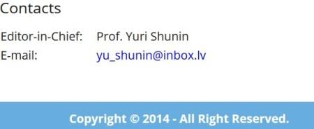 Yuri Shunin