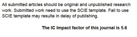 Fake impact factors are everywhere now.