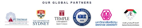 Global Academic Network-Our partners