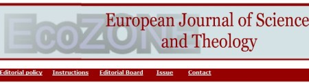 European Journal of Science and Theology