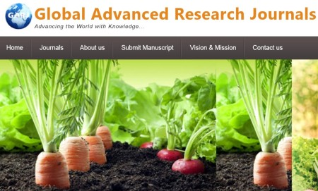 Global Advanced Research Journals
