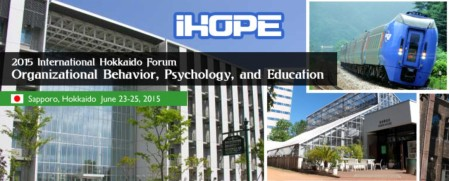 iHOPE Conference