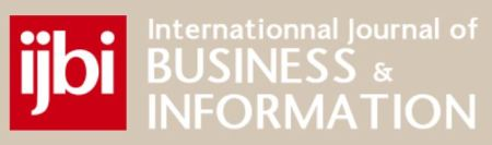 International Journal of Business and Information (IJBI)