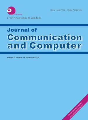 Journal of Communication and Computer