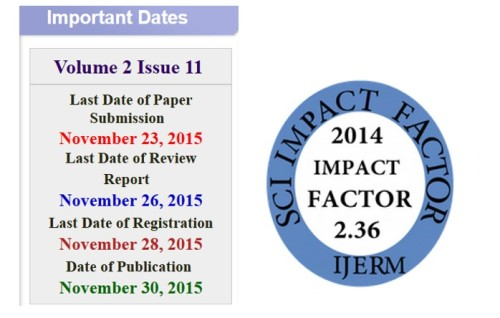 Two of the hallmarks of a predatory journal, a fast publishing process and a false impact factor claim.