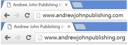 Andrew John links