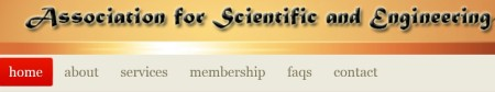 Association for Scientific and Engineering