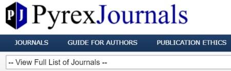Pyrex Journals