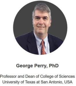 George is everywhere.