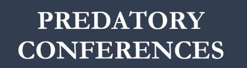Predatory Conferences