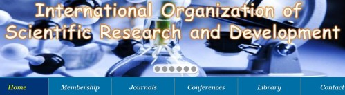 International Organization of Scientific Research and Development