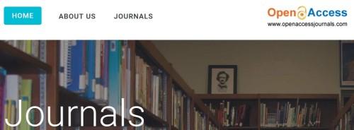 A new OMICS imprint, Open Access Journals.
